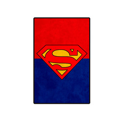 PLACA SIMBOLO SUPERMAN 5143